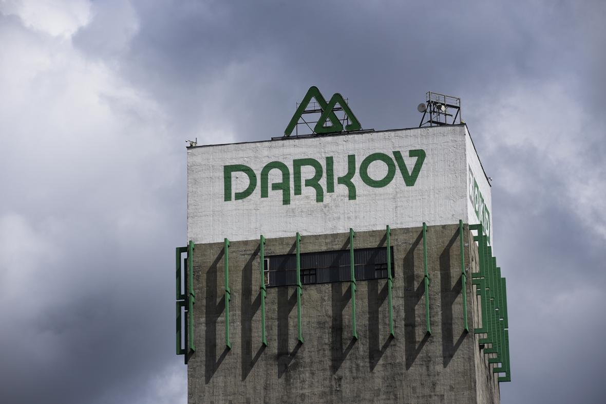 Důl Darkov v Karviné