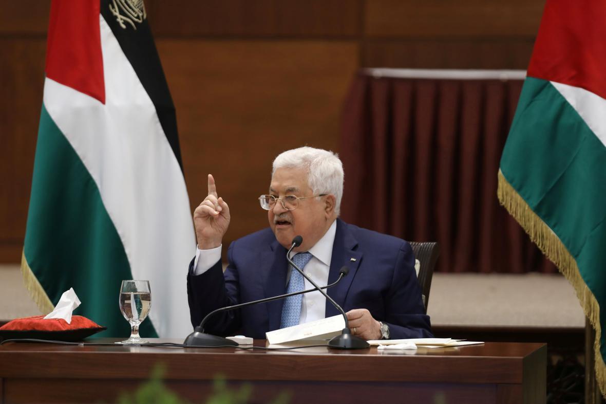 Mahmúd Abbbás