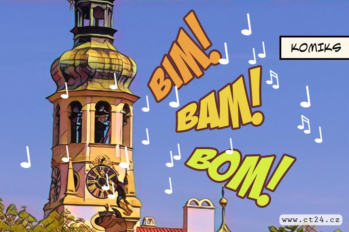 Loretánská zvonohra mění melodii