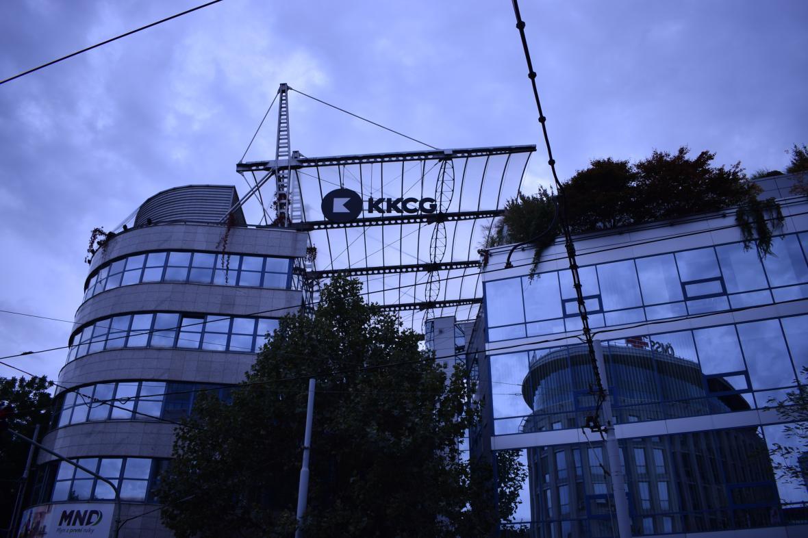 Sídlo společnosti KKCG