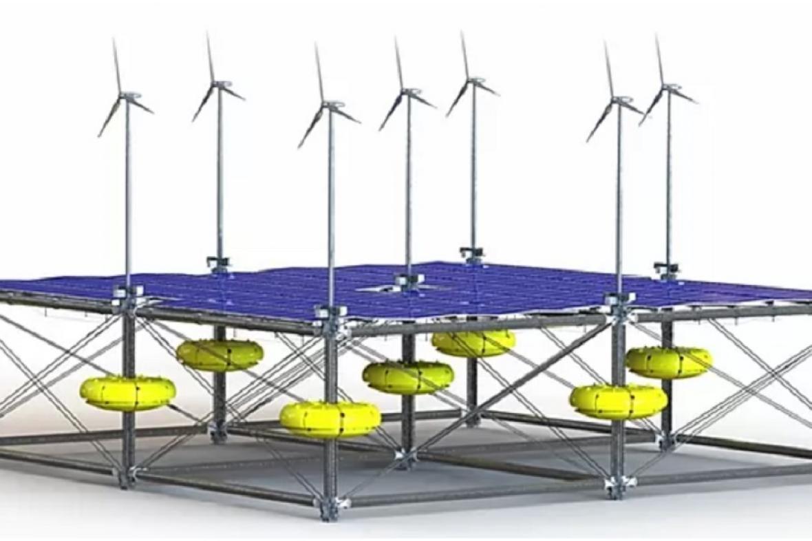 Vizualizace energetické platformy