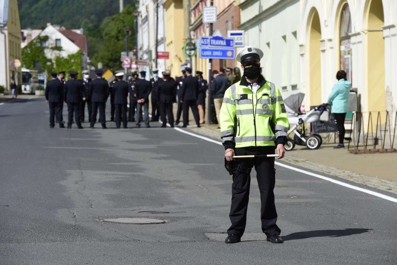 Do Javorníku se vrátili policisté