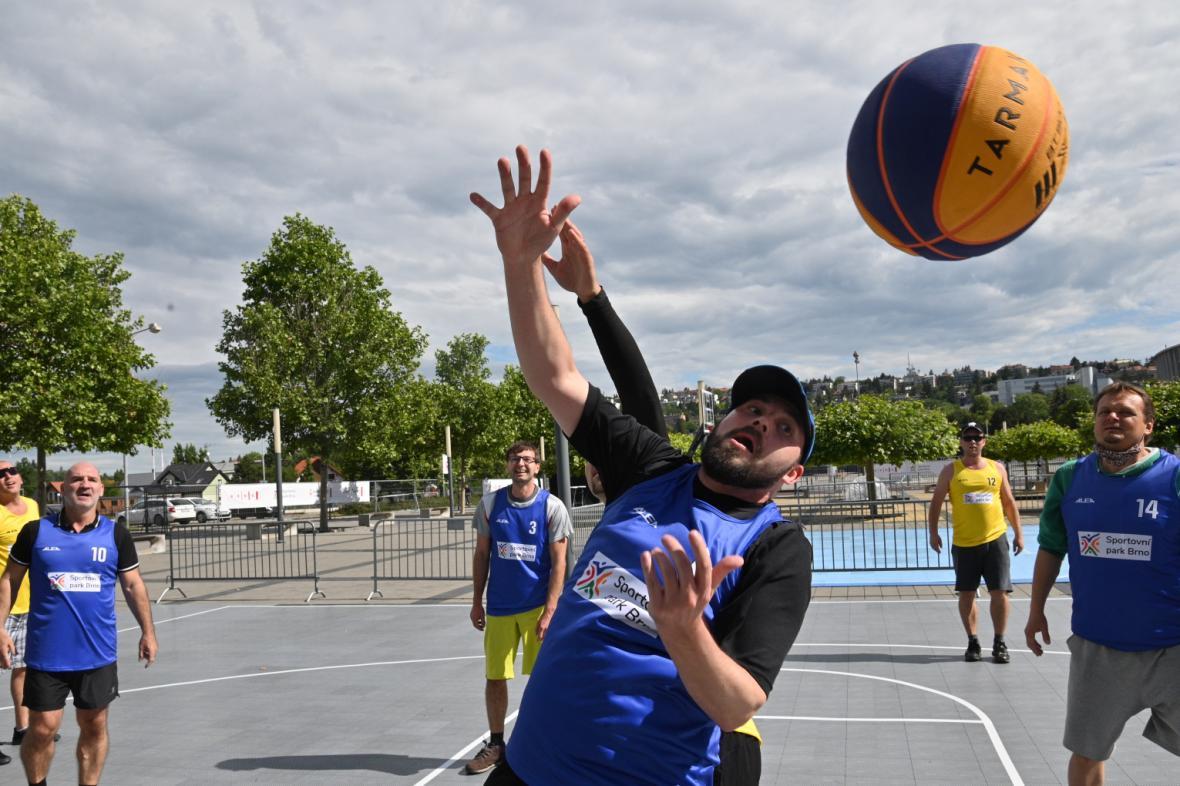Brno otevřelo dvě prázdninová sportoviště