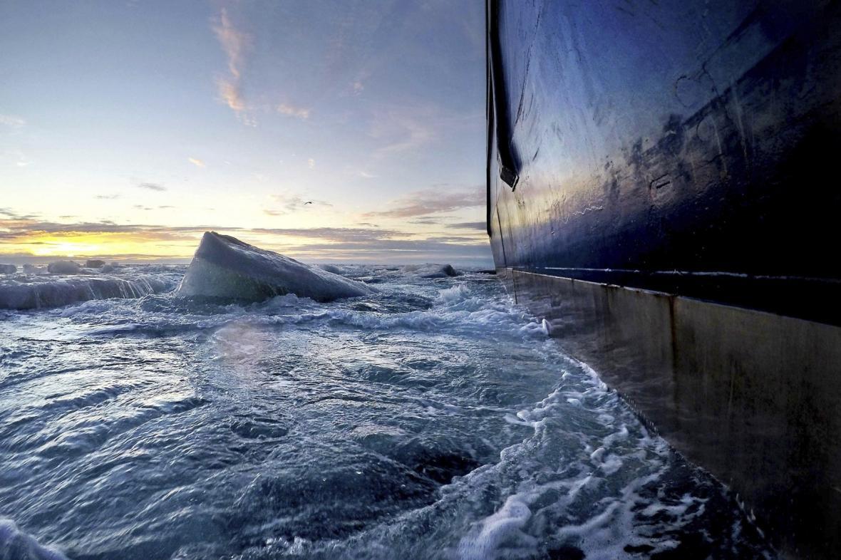 Arktický oceán