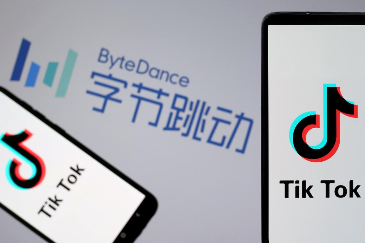 Aplikace TikTok