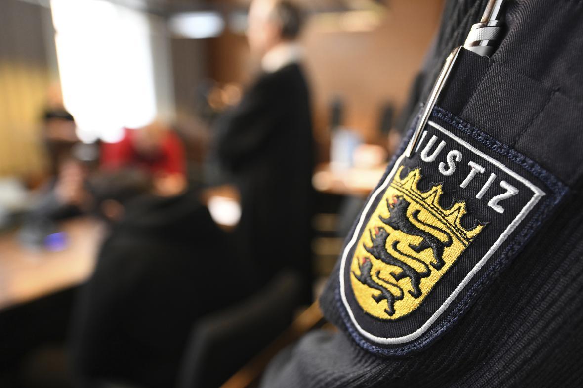 Německá justice - ilustrační foto