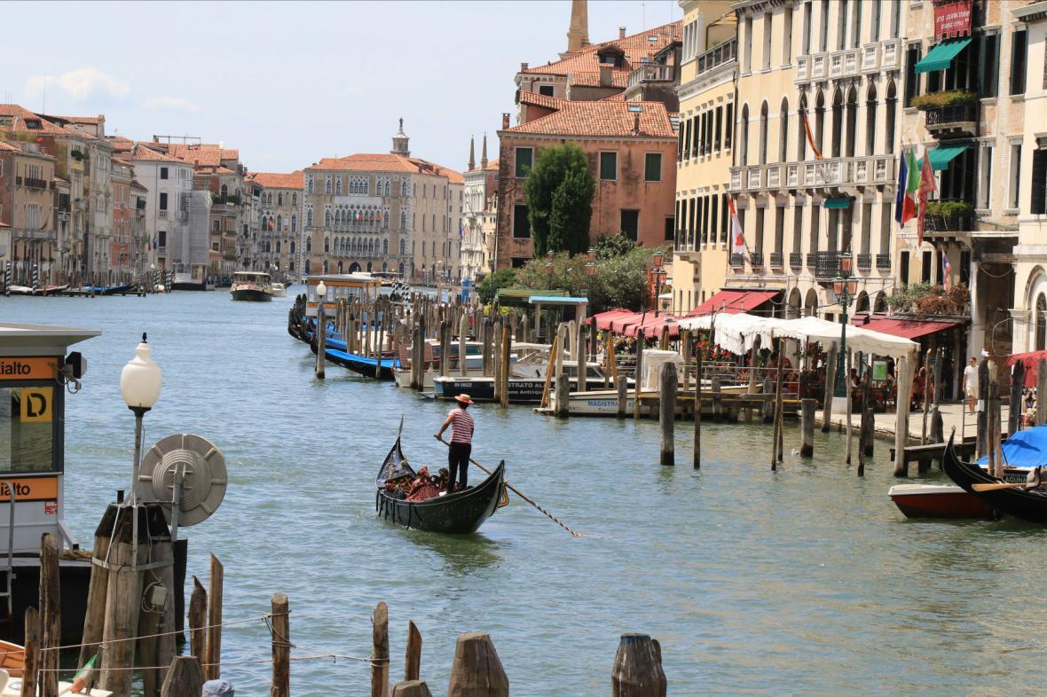 Benátky v době koronavirové