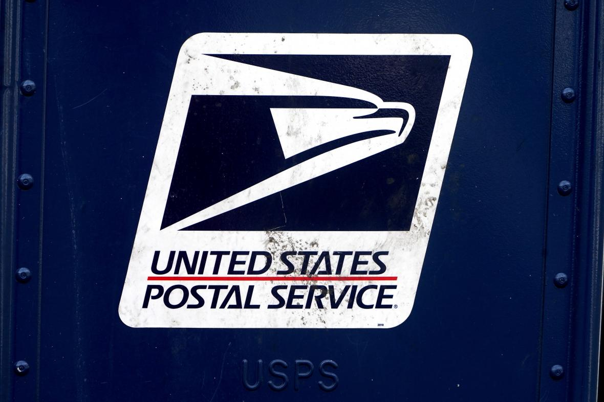 Americká pošta