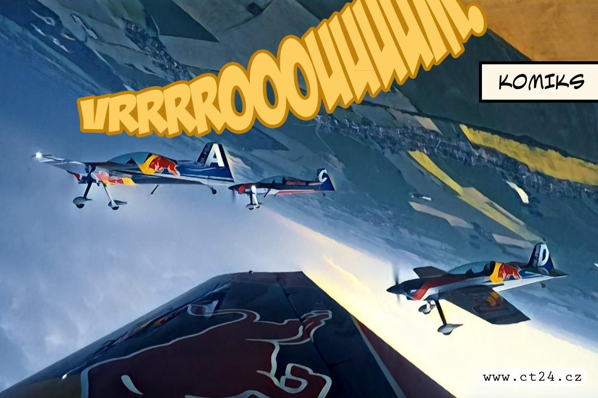 Šedesát let leteckých akrobatů