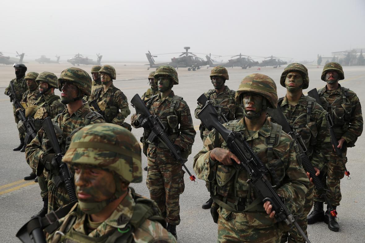 Řecká armáda