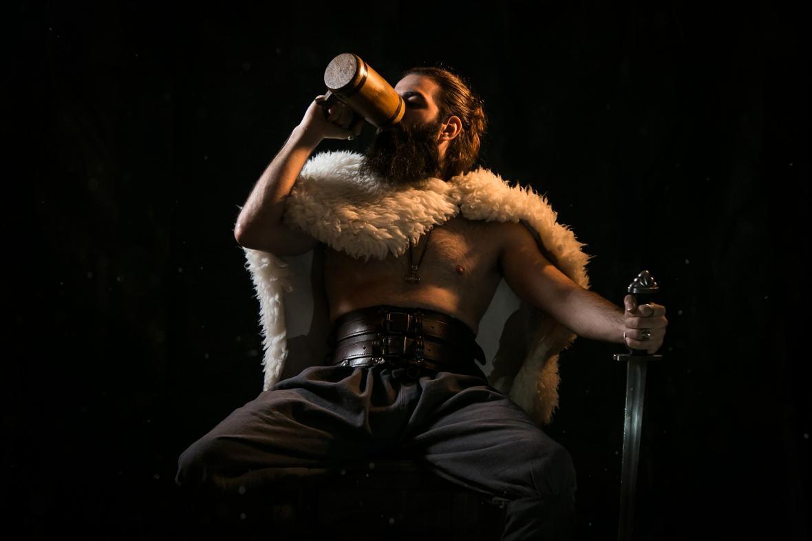 Viking, ilustrační foto