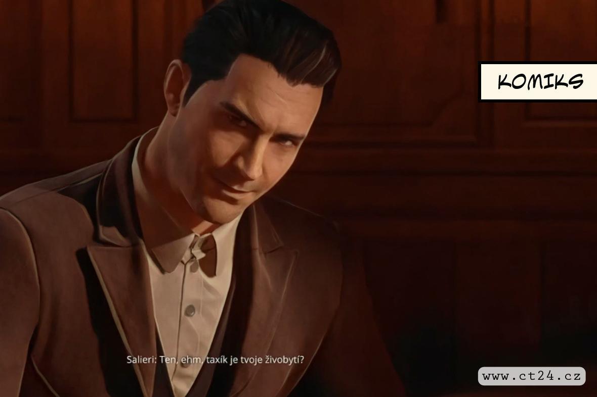 Vyšel remake úspěšné hry Mafia