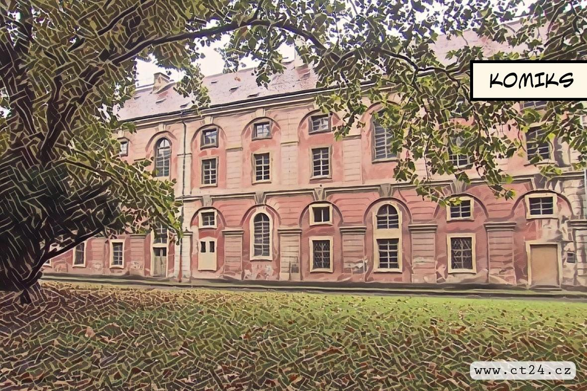 Barokní Invalidovna v neobvyklém spojení s moderní architekturou. Správci představili budoucí využití