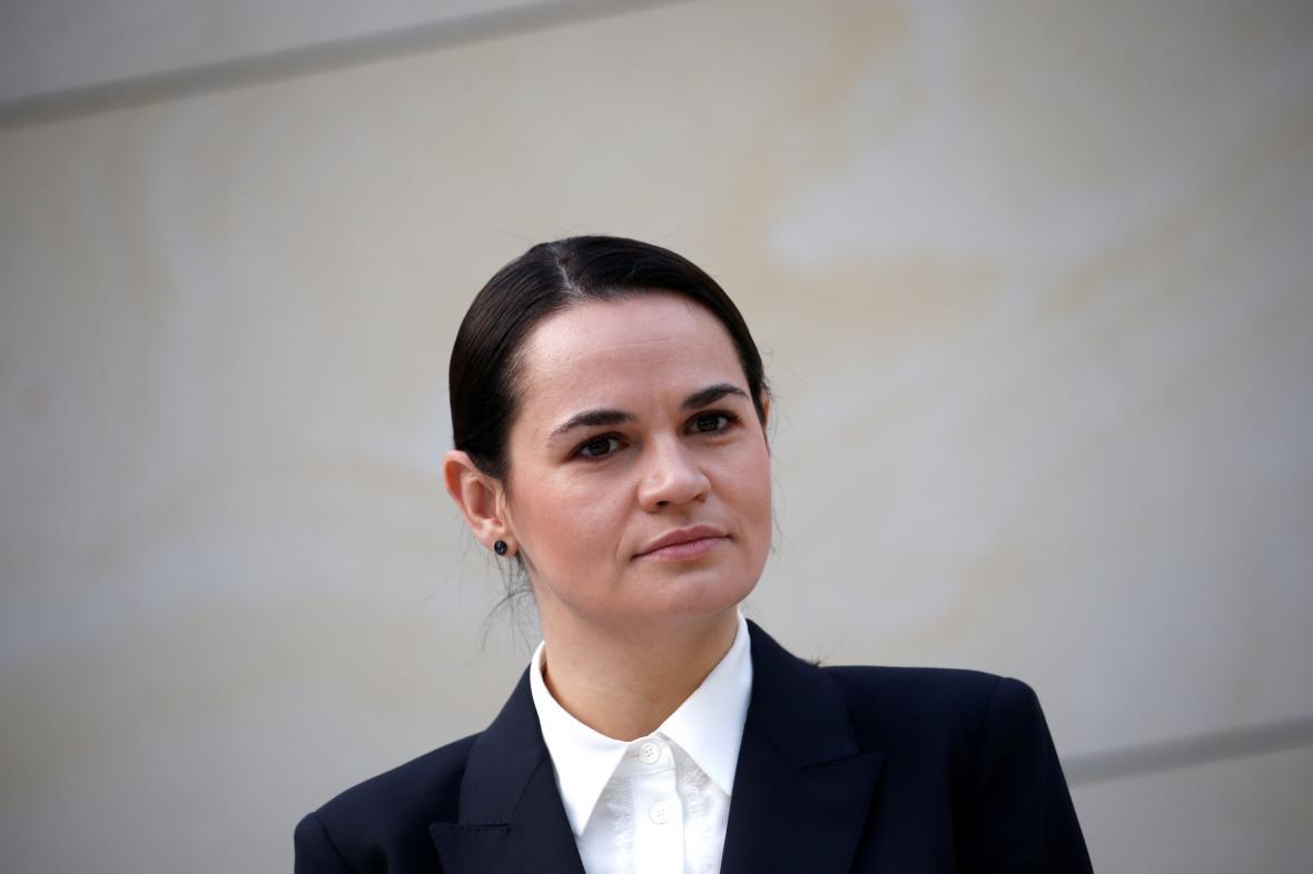 Svjatlana Cichanouská