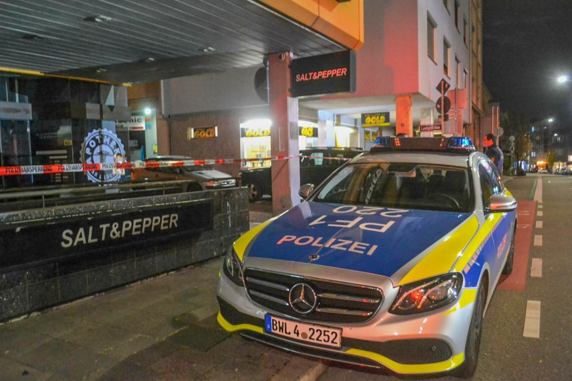 Policie zasahuje v Německu