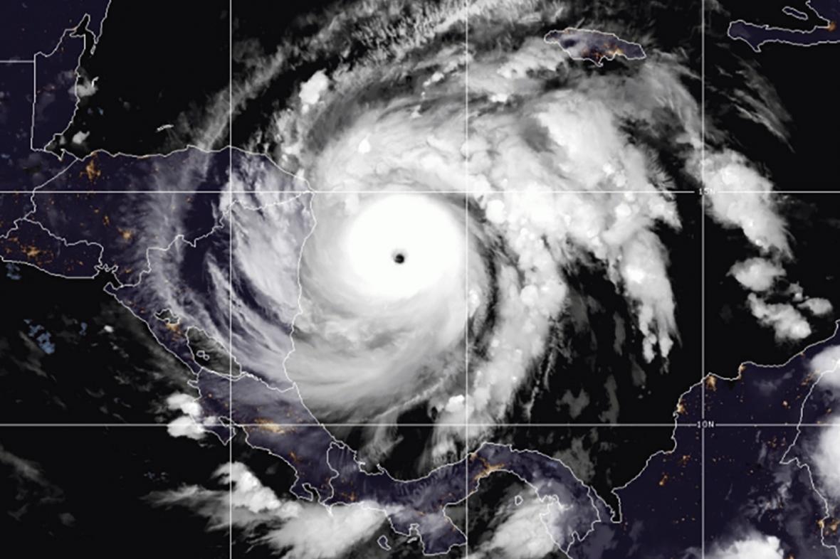 Hurikán Jóta
