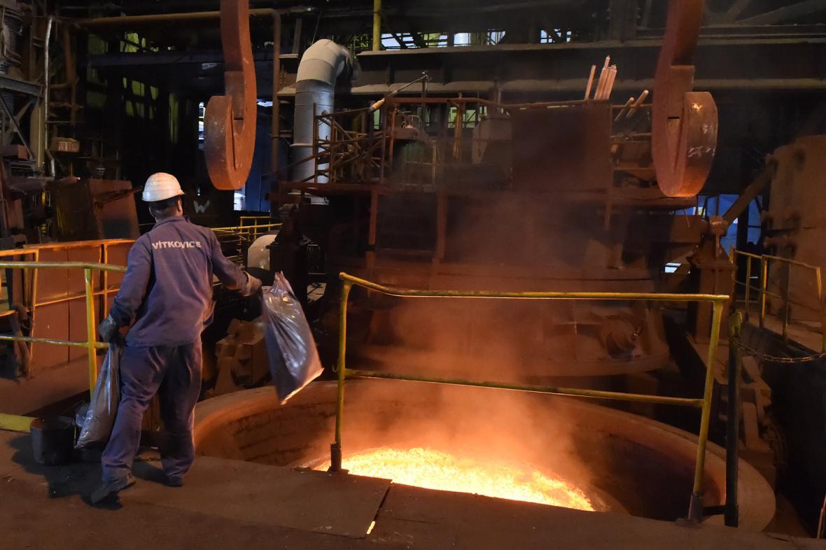Ocelárna Vítkovice Heavy Machinery