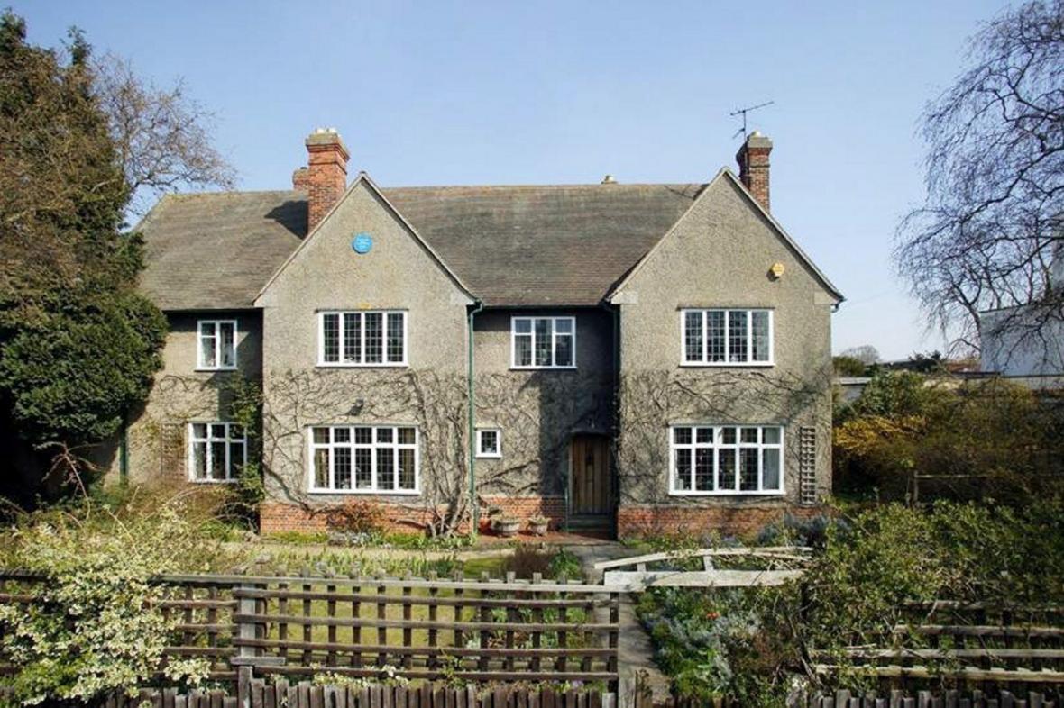 Tolkienův dům na Northmoor Road