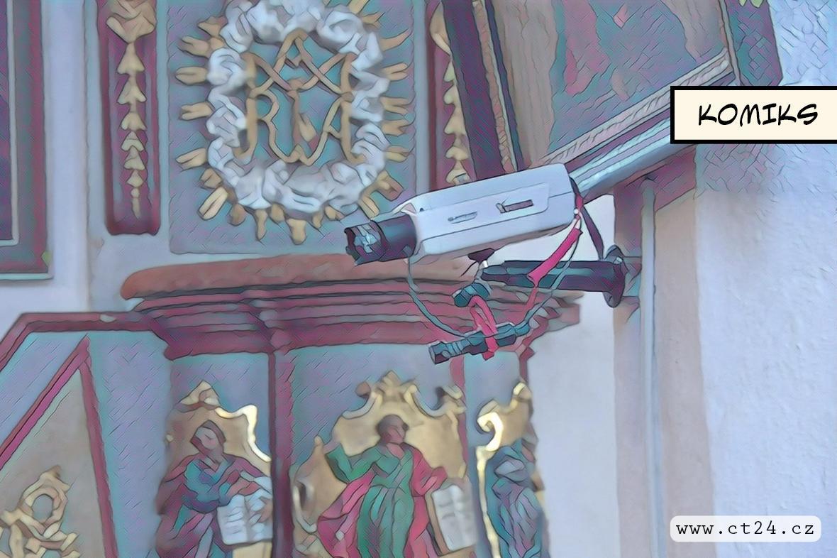 Do kostela podle pořadníků