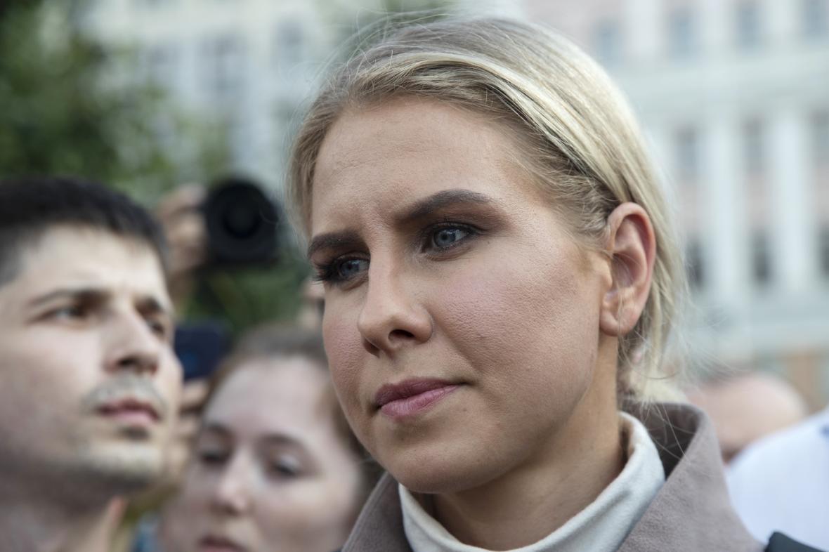 Ljubov Sobolová