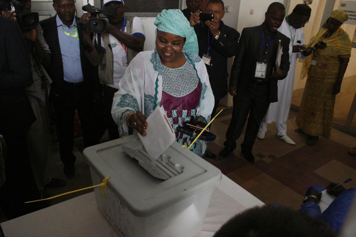 Prezidentské volby v Nigeru v roce 2016