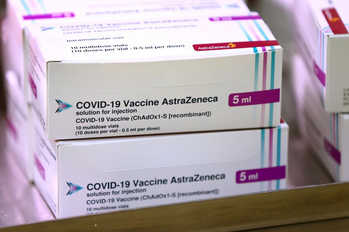 Vakcína firmy AstraZeneca