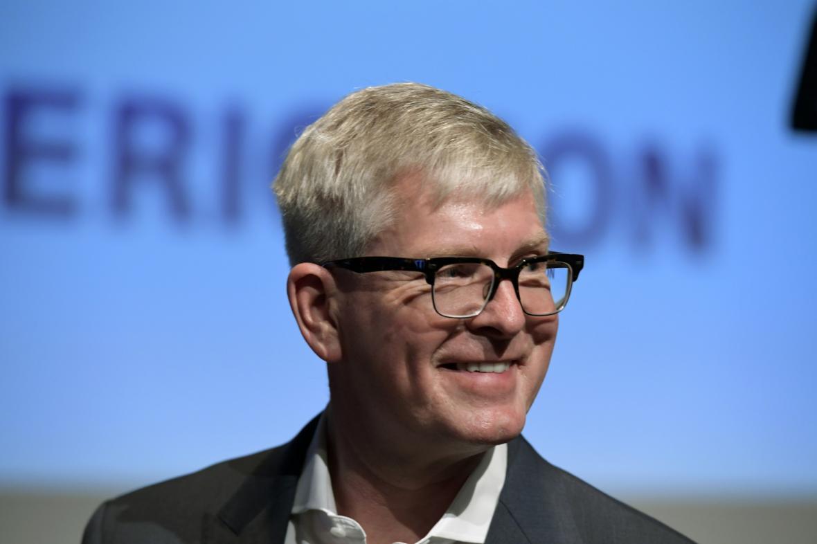 Šéf společnosti Ericsson Borje Ekholm