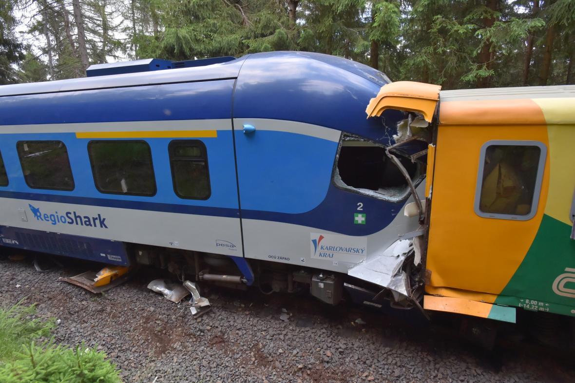 Nehoda u Perninku