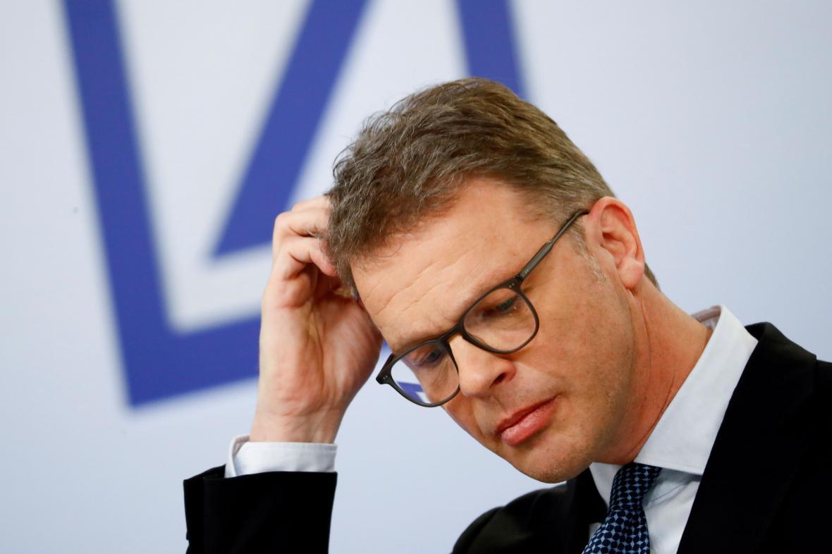 Christian Sewing, CEO Deutsche Bank