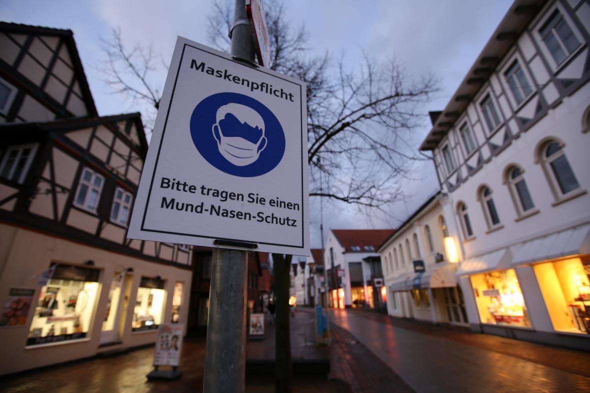 Protikoronavirová opatření v Sasku