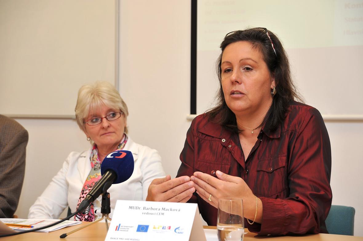 Barbora Macková
