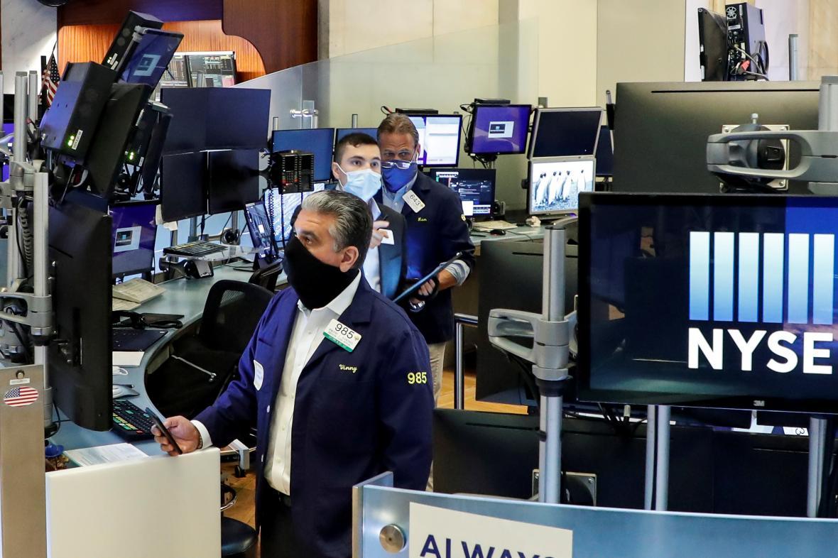 Newyorská akciová burza (archivní foto)