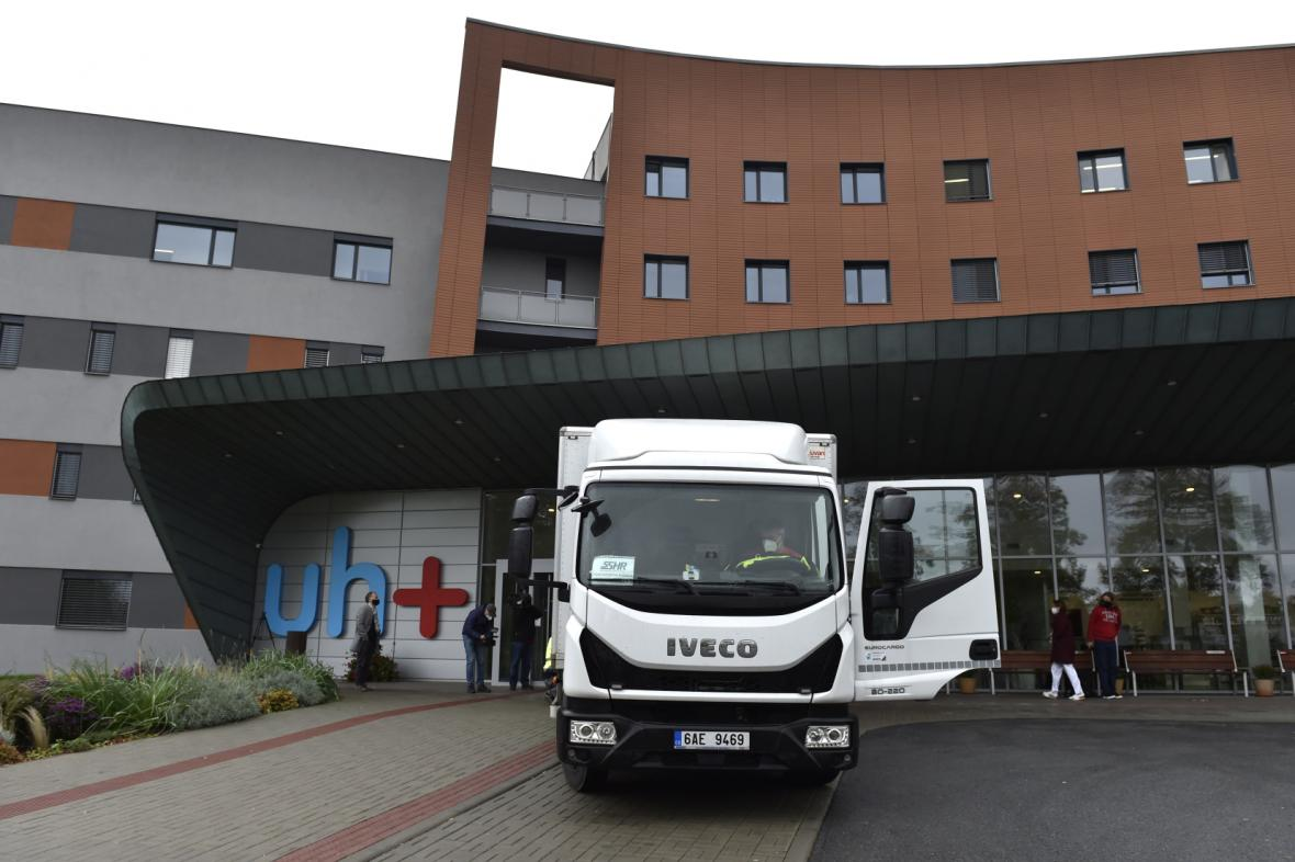 Nemocnice Uherské Hradiště