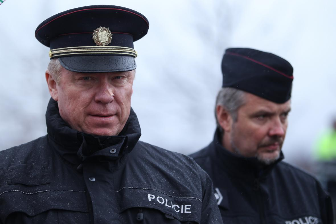 Policista Vladislav Husák