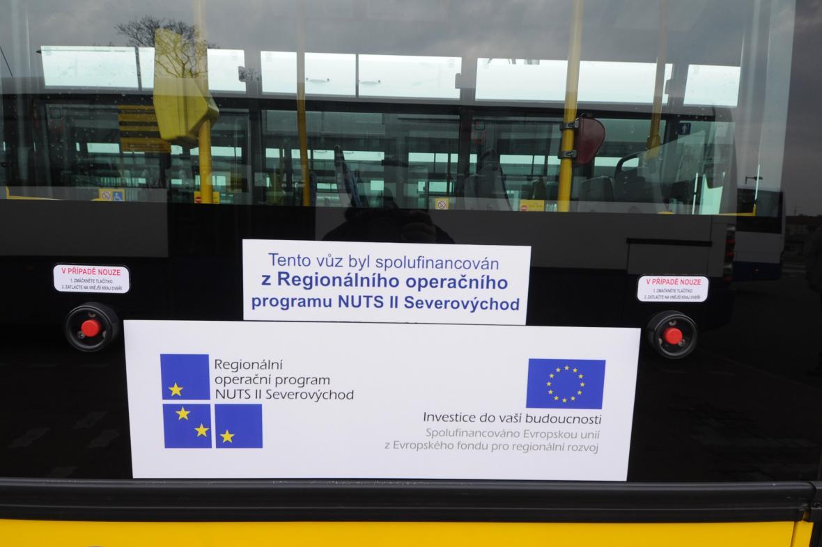 Cedulka informuje o financování z EU