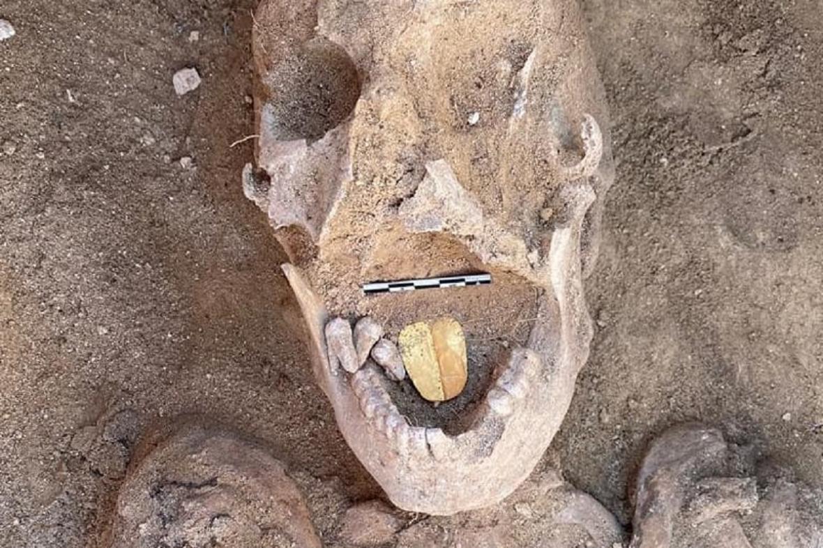 Objevy na lokalitě Taposiris Magna
