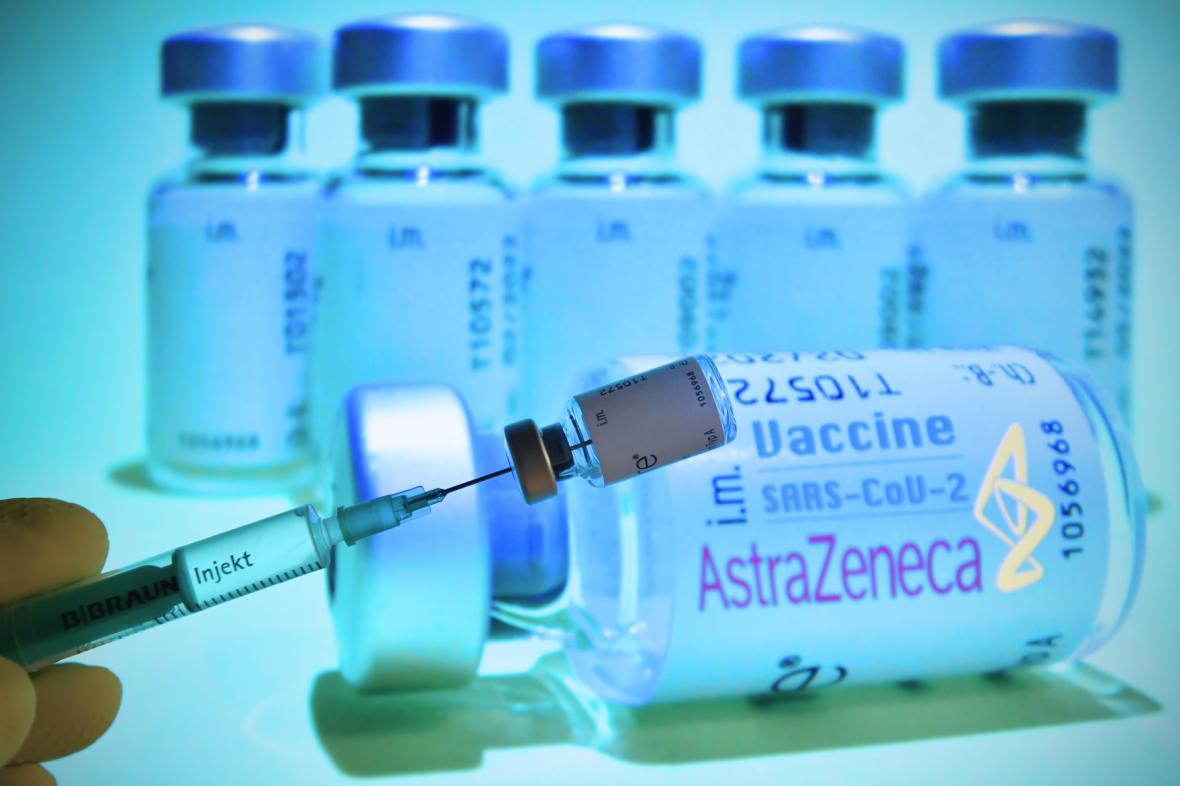 Vakcína AstraZeneca