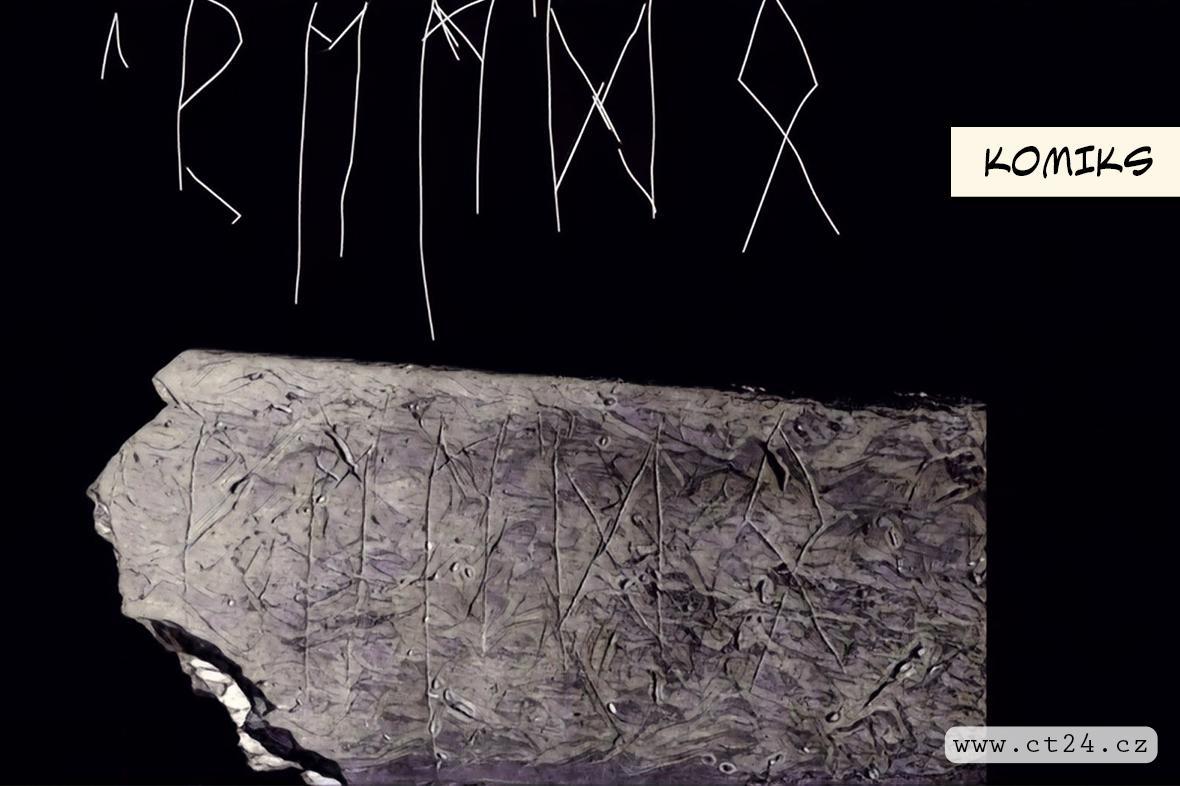 Nejstarším písmem Slovanů byly runy