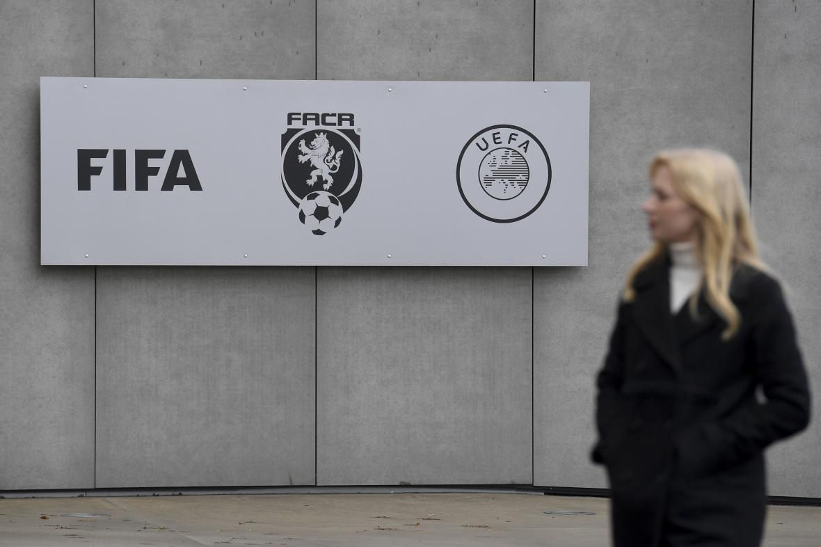Sídlo Fotbalové asociace v Praze na Strahově