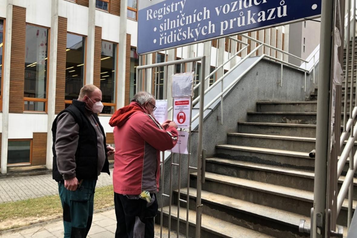 Registr vozidel Magistrátu města Brna