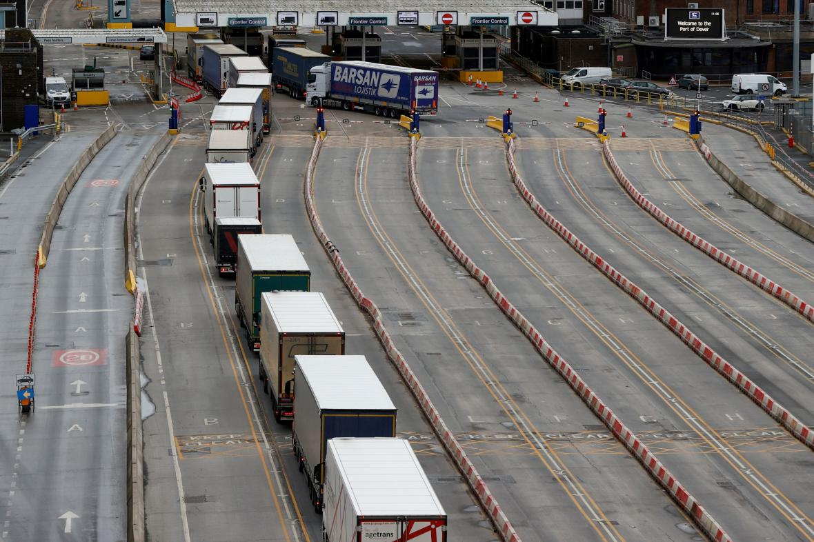 Hranice v Doveru