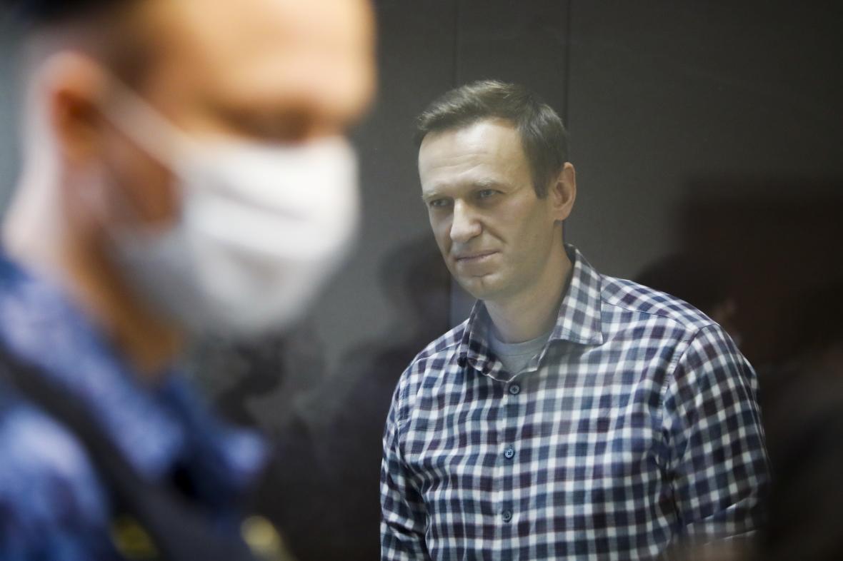 Kritik Kremlu Navalnyj