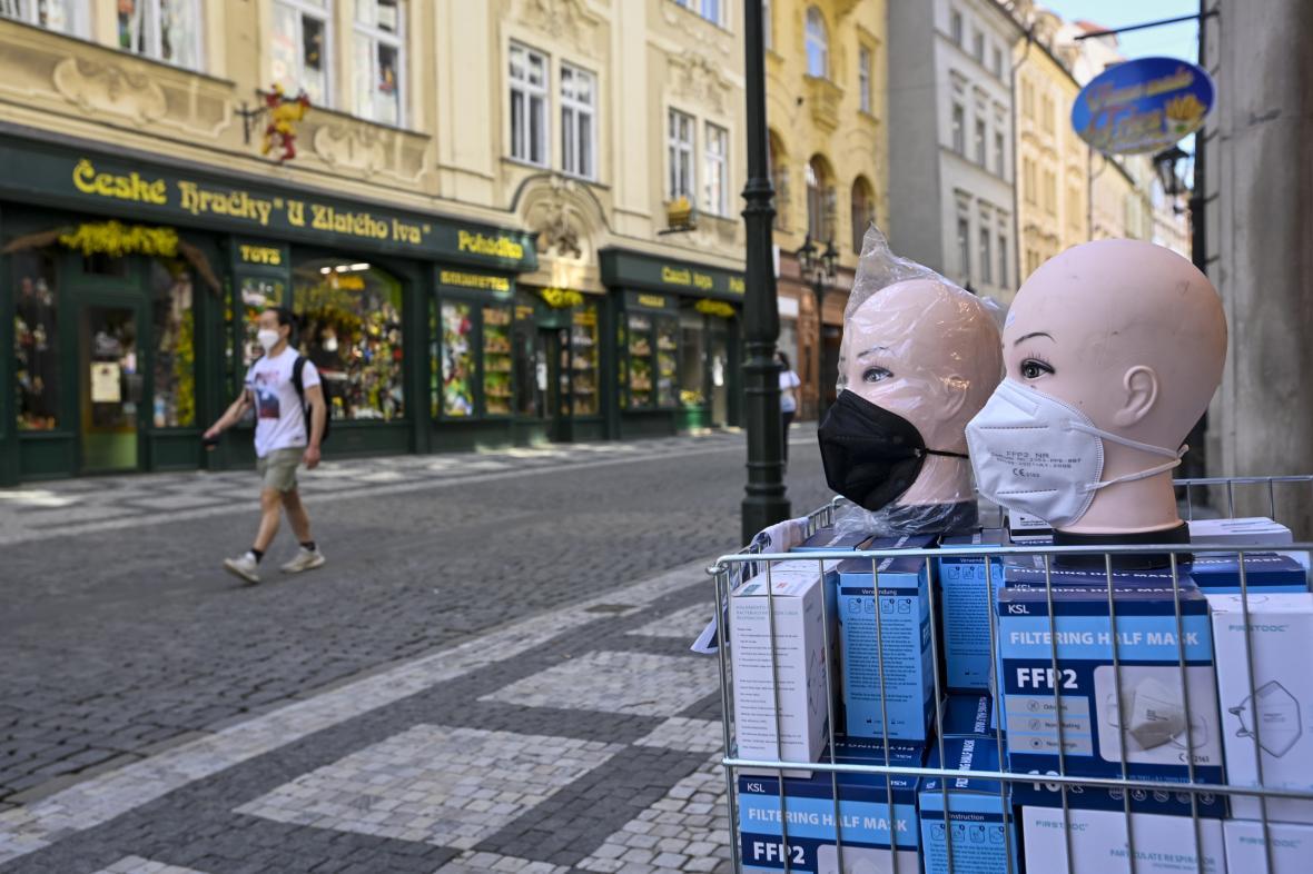 Pandemie v Česku