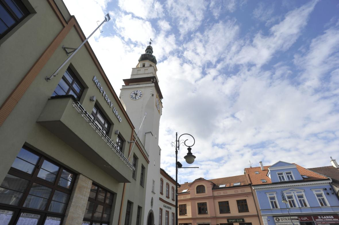 Radnice v Boskovicích