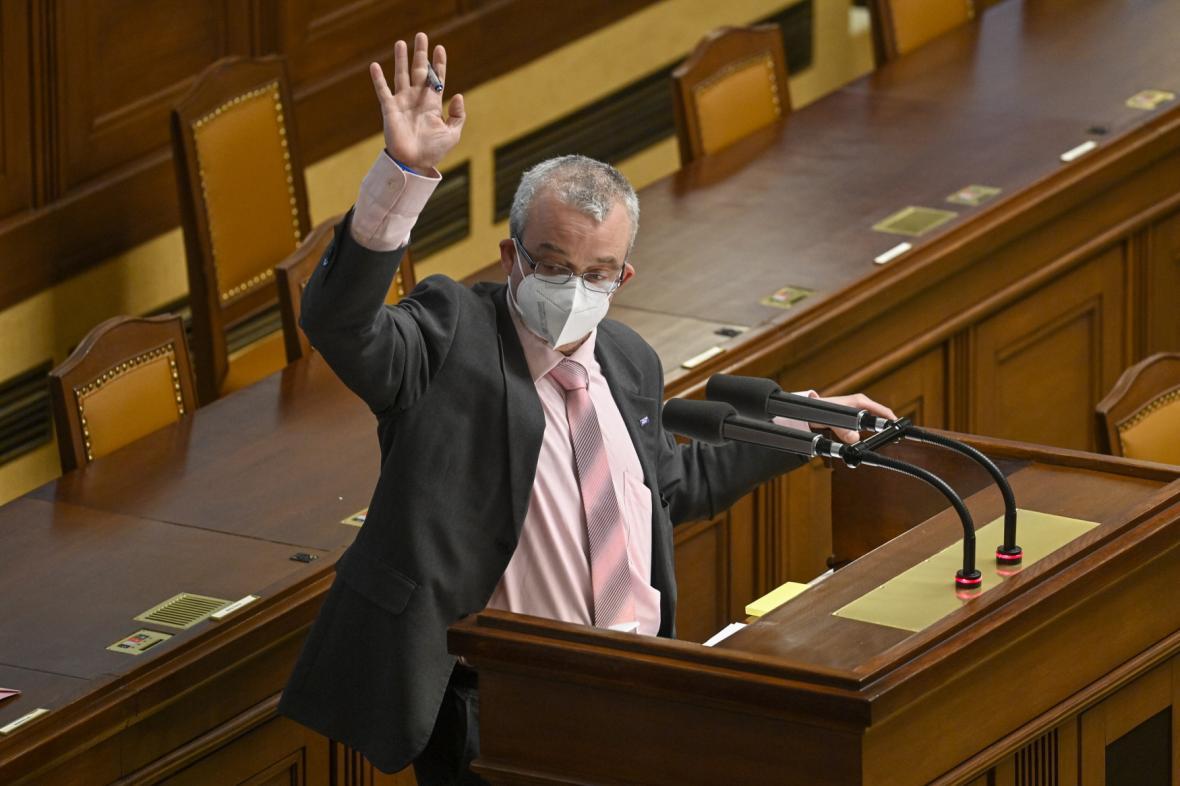 Novela volebního zákona prošla sněmovnou