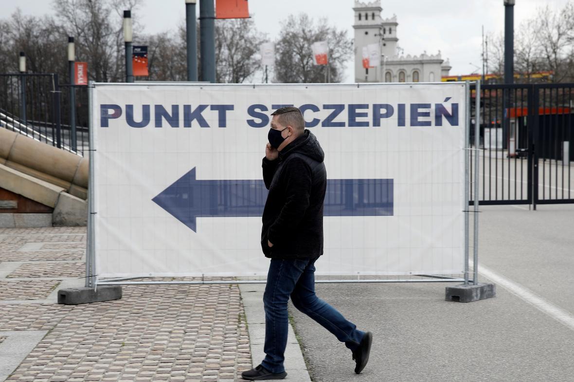 Epidemie covidu-19 v Polsku nabírá na síle