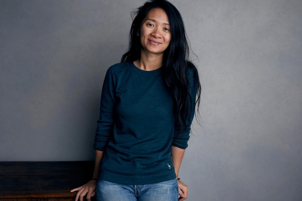 Režisérka Chloé Zhaová
