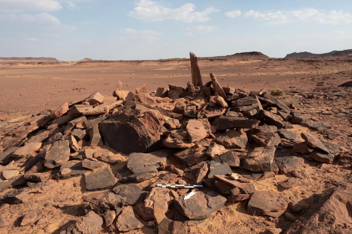 Oblast archeologického výzkumu