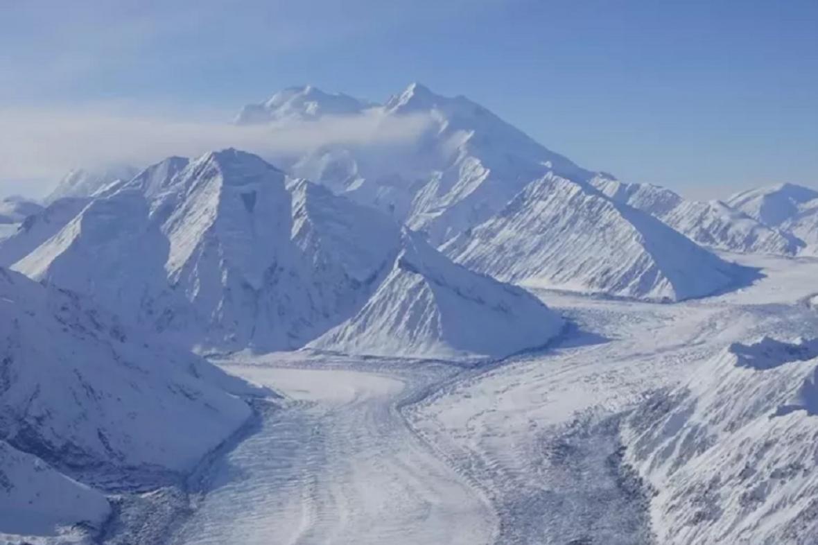 Mulgrewův ledovec