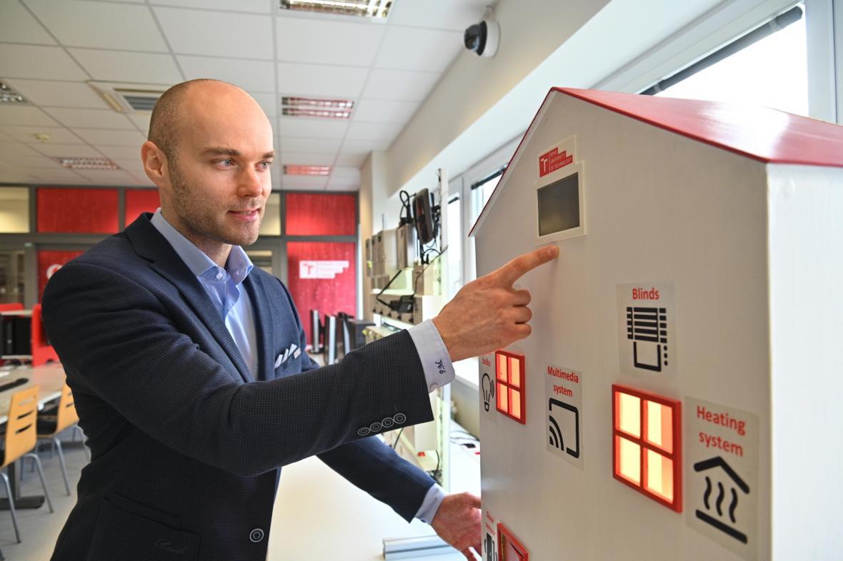 V laboratoři budou testovat systémy pro chytré domácnosti